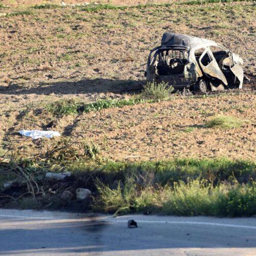 Car bomb kills crusading journalist in Malta who investigated Panama Papers