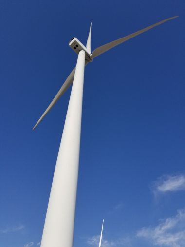 An uncertain future for America's wind energy capital