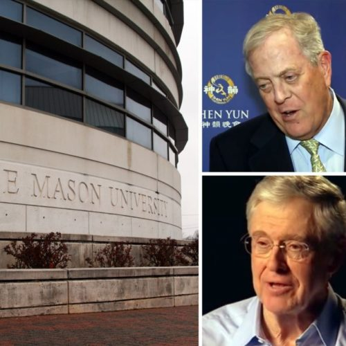 Why the Koch brothers find higher education worth their