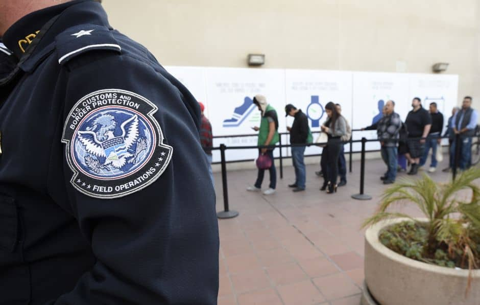 Shocked and humiliated': Lawsuits accuse Customs, Border officers of