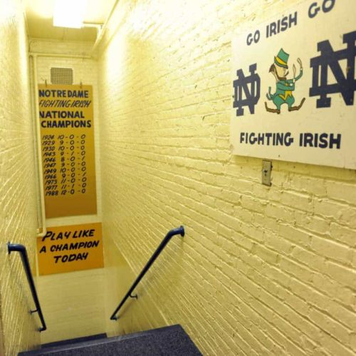 Notre Dame case highlights complexities of campus sexual