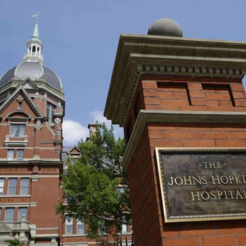 Class-action lawsuit filed against Johns Hopkins Hospital