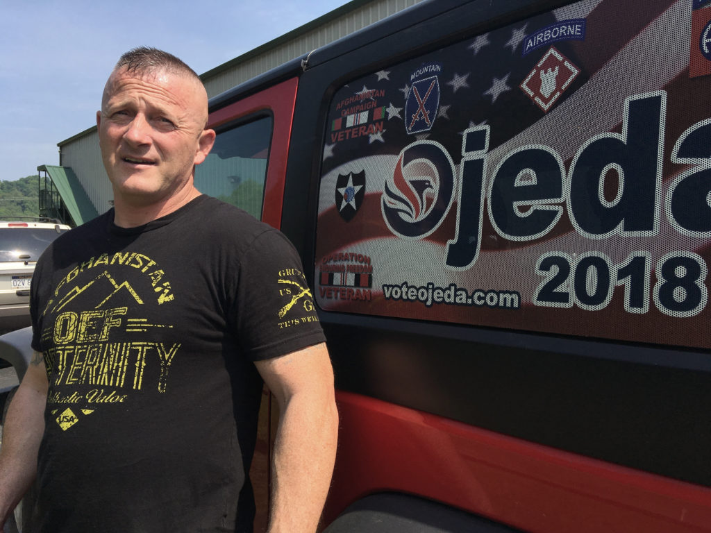 9 things to know about Richard Ojeda