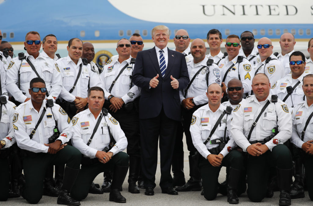 Why the Trump campaign won't pay police bills – Center for