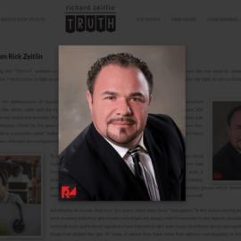 A screenshot of Richard Zeitlin