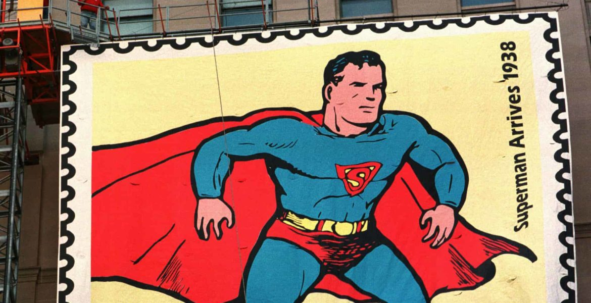 It's a bird, it's a plane, it's…a journalist?: Joe Saltzman on the image of the journalist in pop culture