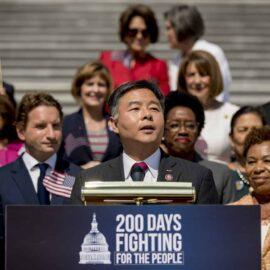 Ted Lieu seeks to stop anti Asian racism