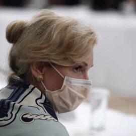 Dr. Deborah Birx was on a coronavirus call July 22