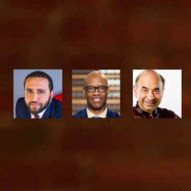 Wesley Lowery, Charles Whitaker and Krishen Mehta