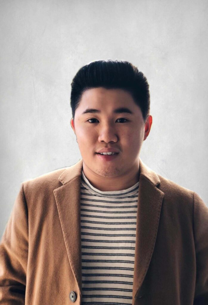 Sang Nguyen, 25, lives in a multigenerational household with his siblings, parents and grandmother in Puyallup, Washington.