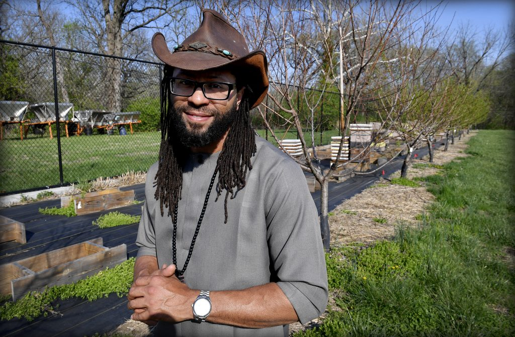 Darrian Davis lives in the 64128 ZIP code, one of the few places in Kansas City where Black people were permitted to live during the redlining era.
