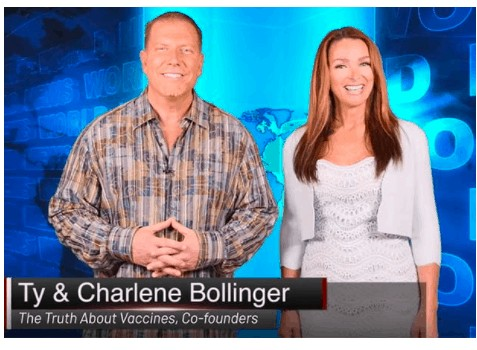 Tennessee couple Ty and Charlene Bollinger