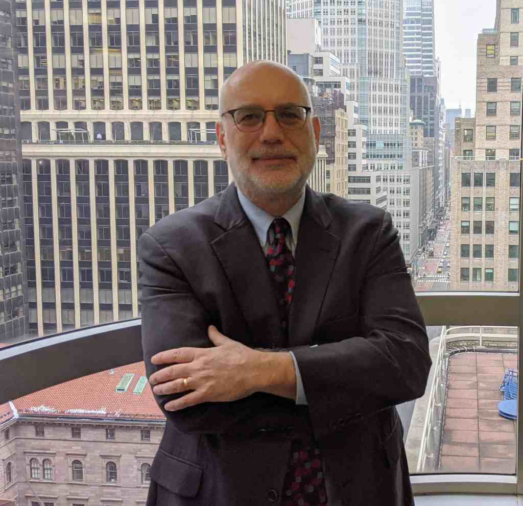 Lou Pechman, New York attorney who handles lawsuits claiming unpaid wages.